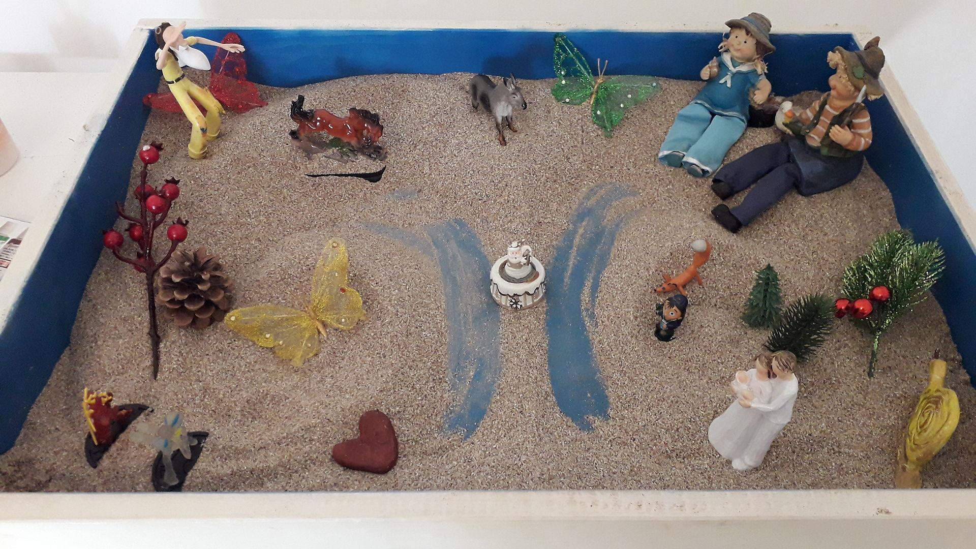 Sandplay – modulul 2