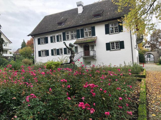 Experiențe noi la Institutul Jung din Zürich
